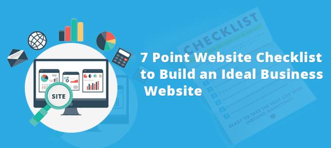 Website Planning Checklist
