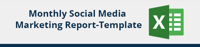 social media analytic report