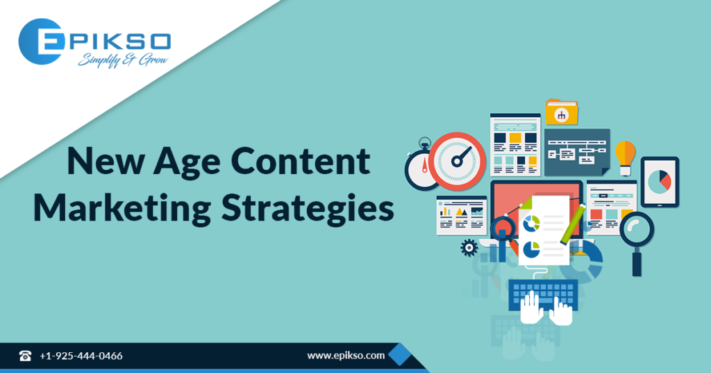 Content Marketing Strategies that work for your business | Epikso Blog
