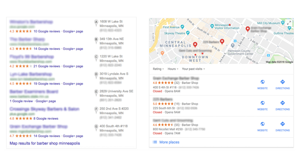 What Is the Google Local Pack?