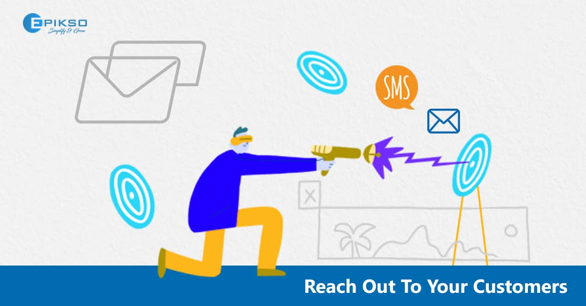 Email and SMS Campaign