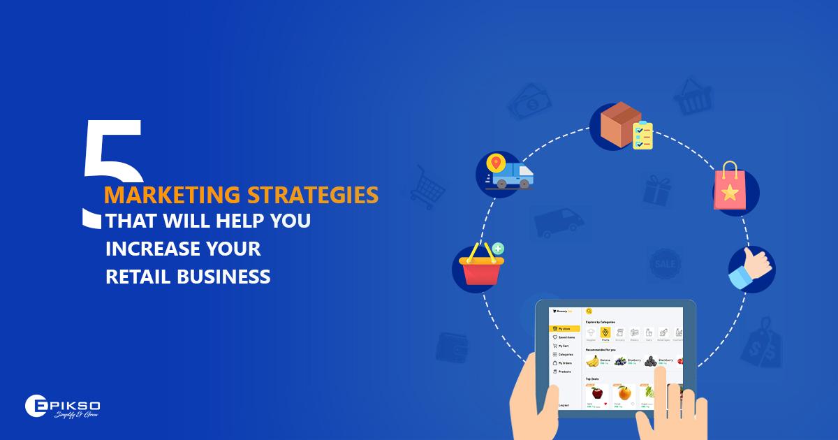 Marketing Strategies for Online Retail