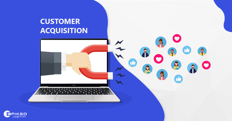 Digital Customer Acquisition Services