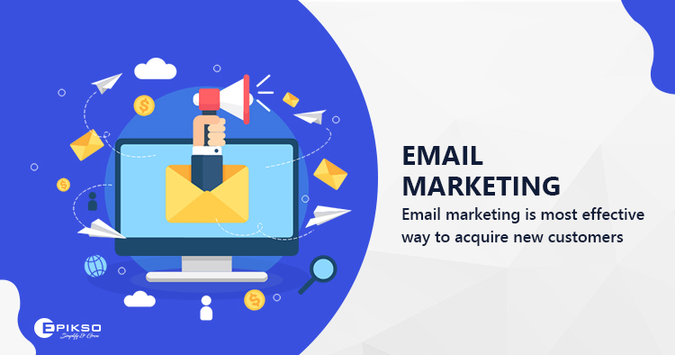 Customer Acquisition from Email Marketing