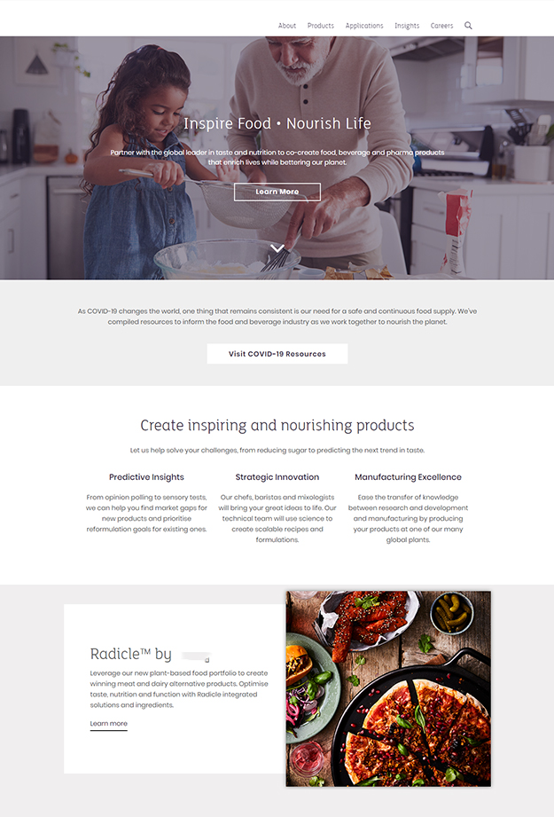 A Convenient Foods and Beverages Company Case Study