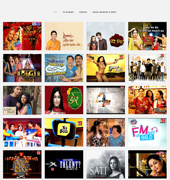 Epikso Bollywood Entertainment Case Study
