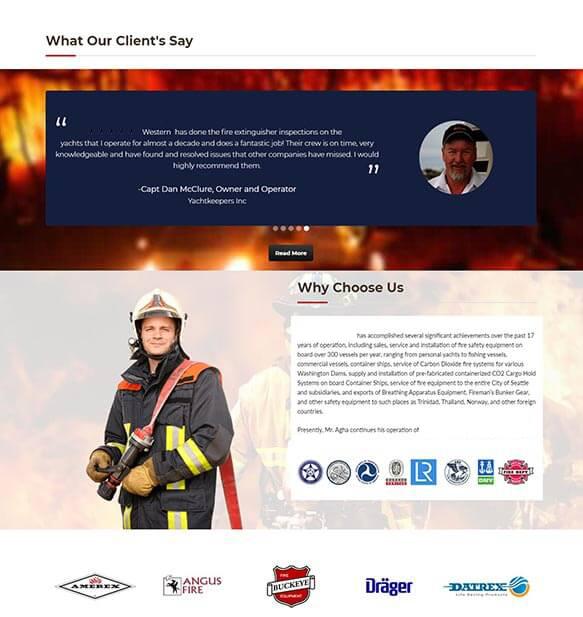 Epikso Fire Equipment Distributor Case Study