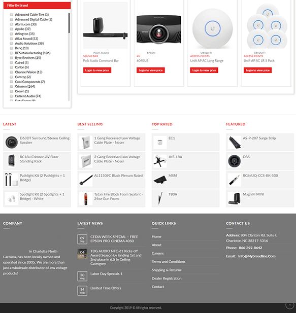 Epikso Electronics Distributor Case Study