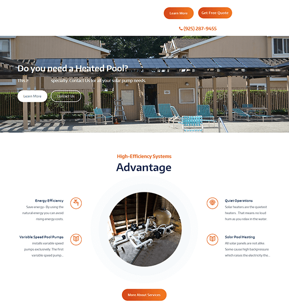 Epikso Solar Heating Company Case Study