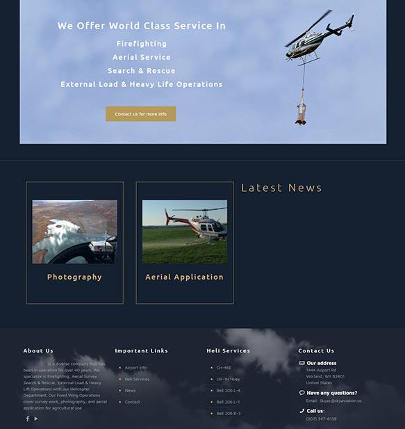 Epikso Survey Aviation Company Case Study
